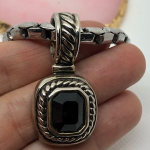 Vintage Jewelry - Vintage Well Made Signed Necklace